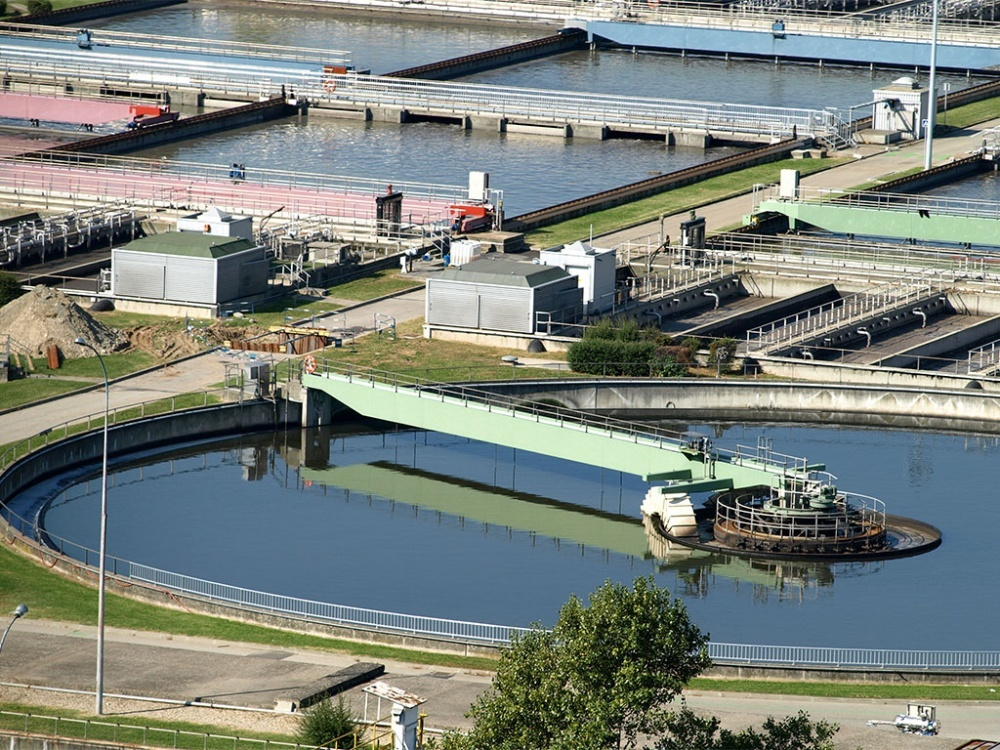 Wastewater - Sewage plants