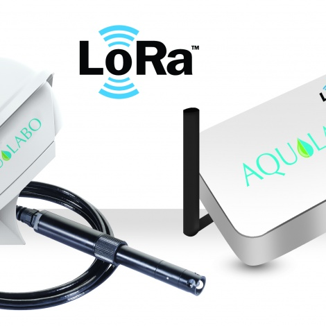 Wireless communication digital sensor EU external ant  Aqua Connect