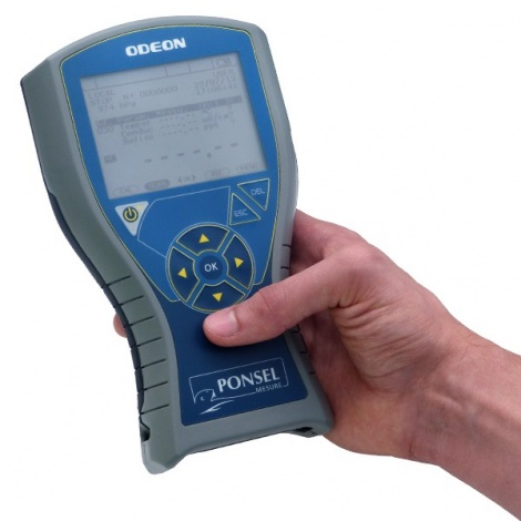 Portable meter digital physicochemistry ODEON 1 input