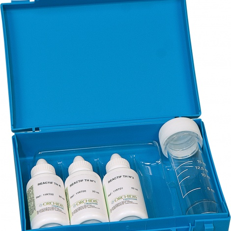 Chlorides kit (without CMR) 2-250 mg/l 1 drop = 20 mg/l
