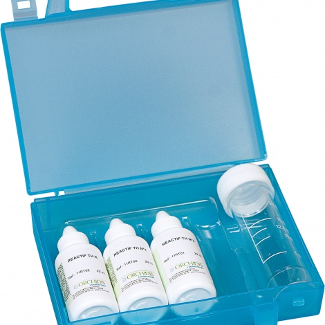 Chlorides kit (without CMR) 10-400 mg/l = 1 drop 4 mg/l