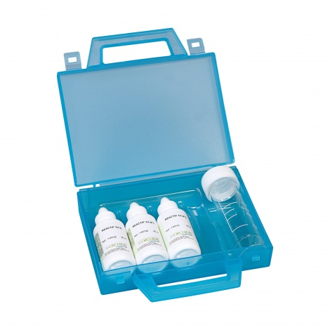Chlorides kit (without CMR) 200-1000 mg/l 1 drop = 10 mg/l